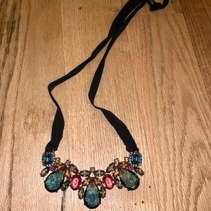 Mawi statement necklace